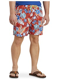 Tommy Bahama Naples Dahlia Beach Swim Trunks