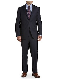 Jack Victor Classic Sharkskin Nested Suit – Executive Cut