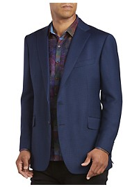 Robert Graham Mini Houndstooth Wool Sport Coat