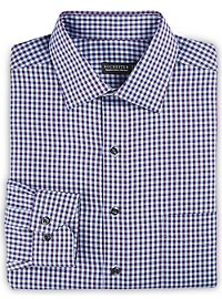 Rochester Non-Iron Textured Gingham Dress Shirt