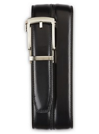 Rochester Exact-Fit Leather Belt