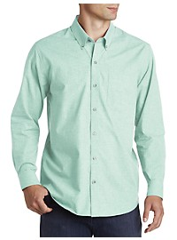 Cutter & Buck Heather Sport Shirt