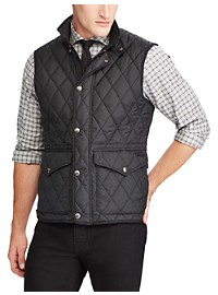 Polo Ralph Lauren Iconic Quilted Vest