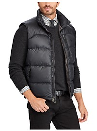 Polo Ralph Lauren Quilted Ripstop Down Vest