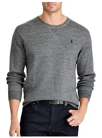 Polo Ralph Lauren Cotton Crewneck Sweater