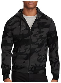 Polo Ralph Lauren Camo Double-Knit Hoodie