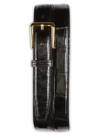 Trafalgar Alligator Belt