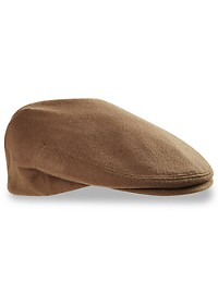 Bailey of Hollywood Solid Lord Wool Driving Cap