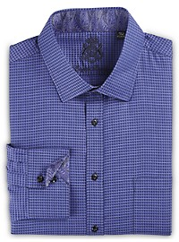 English Laundry Cubed Geo Dress Shirt