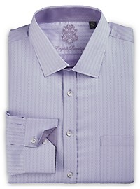 English Laundry Geo Dobby Dress Shirt