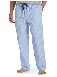 Majestic International Plaid Cotton Lounge Pants