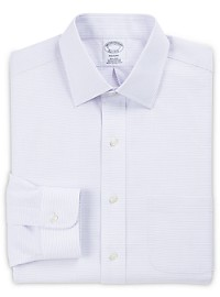 Brooks Brothers Non-Iron Dobby Dress Shirt