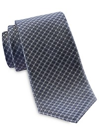 Rochester Medium Tonal Dot Silk Tie