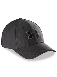 Under Armour Heathered Blitzing Cap
