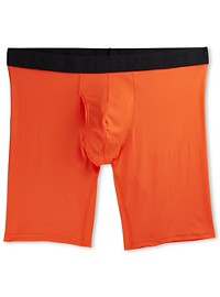 "Under Armour 9"" Threadborne Microthread Boxer Briefs"