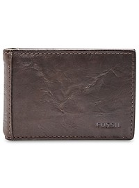Fossil Neel Money Clip Bilfold