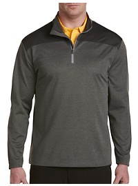 adidas Golf Lightweight Quarter-Zip Pullover