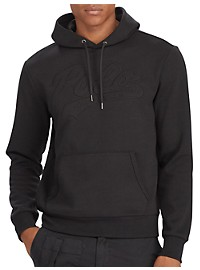 Polo Ralph Lauren Embroidered Double-Knit Hoodie