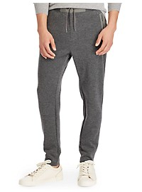 Polo Ralph Lauren Birdseye Double-Knit Joggers