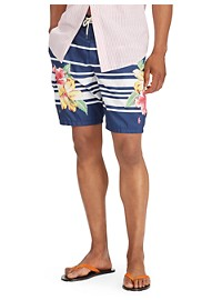Polo Ralph Lauren Kailua Hawaiian Swim Trunks