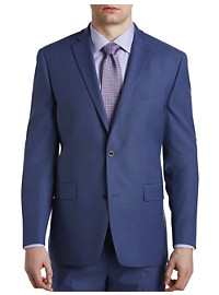 Michael Kors Solid Suit Jacket – Executive Cut