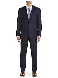 Jack Victor Classic Mini Check Nested Suit – Executive Cut