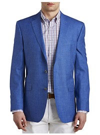 Jack Victor Wool/Silk Blend Sport Coat