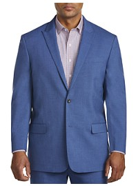 Geoffrey Beene Solid Suit Jacket