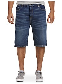 Levi's 569 Loose-Fit Denim Shorts