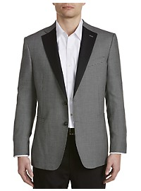 Robert Graham Bone-Weave Dinner Jacket
