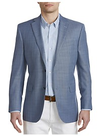 Jack Victor Textured Solid Wool Sport Coat