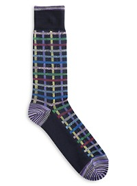 Robert Graham L.A. Fever Paisley Socks