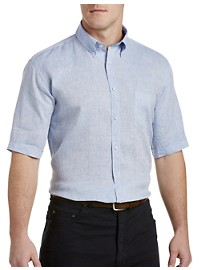 Paul & Shark Linen Sport Shirt