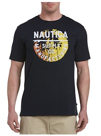 Nautica Manufacturer's Supply Graphic Tee