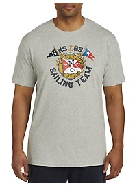 Nautica Yacht Club Graphic Tee