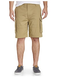 Nautica Stretch Cotton Cargo Shorts