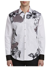 Robert Graham Limited Edition Corporal Sport Shirt