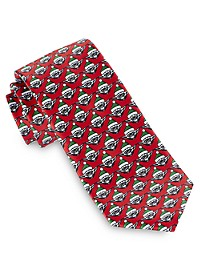 Star Wars Santa Hat Yoda Tie