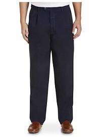 Bruno Saint Hilaire Pleated Pants