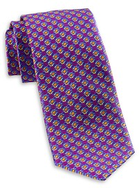 Robert Talbott Best of Class Repeating Box Neat Silk Tie
