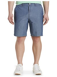 johnnie-O Oliver Chambray Shorts