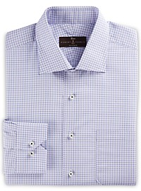 Robert Talbott Estate Summer Lux Twill Check Dress Shirt