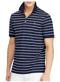 Polo Ralph Lauren Classic Fit Stripe Soft Touch Polo