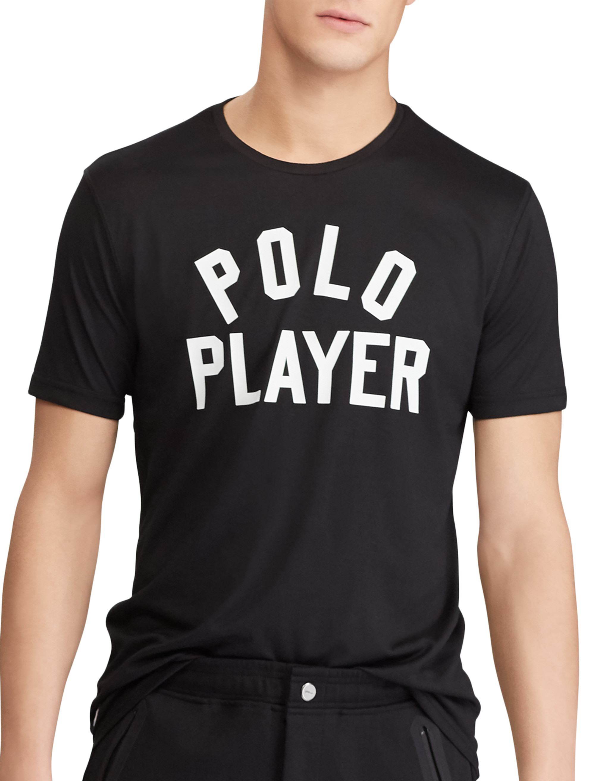 Polo Ralph Lauren® Performance Jersey Graphic Tee