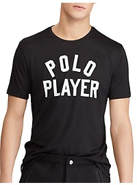 Polo Ralph Lauren Performance Jersey Graphic Tee