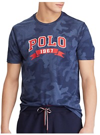 Polo Ralph Lauren Classic Fit Polo 1967 Active T-Shirt