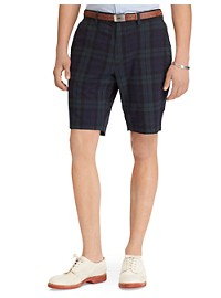 Polo Ralph Lauren Stretch Classic-Fit Tartan Plaid Shorts