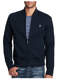 Polo Ralph Lauren Double-Knit Bomber Jacket