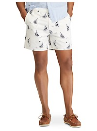 Polo Ralph Lauren Classic-Fit Prepster Sailboat Shorts