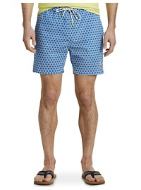 Psycho Bunny Honeycomb Swim Trunks
